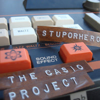 Stuporhero - The Casio Project cd-r