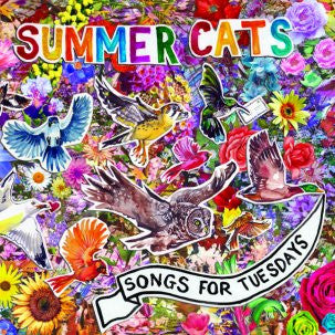 Summer Cats - Songs For Tuesdays cd/lp