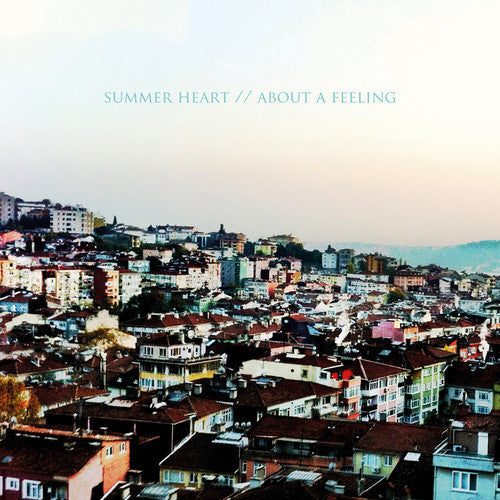 Summer Heart - About A Feeling cd