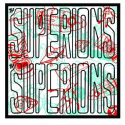 Superions - Superions EP cdep/12""