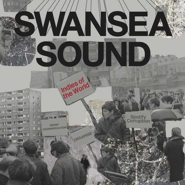 Swansea Sound - Indies Of The World 7""