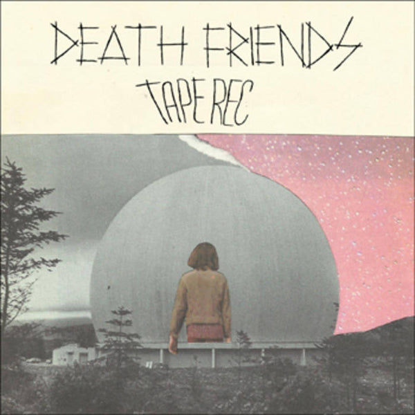 Tape Rec - Death Friends lp
