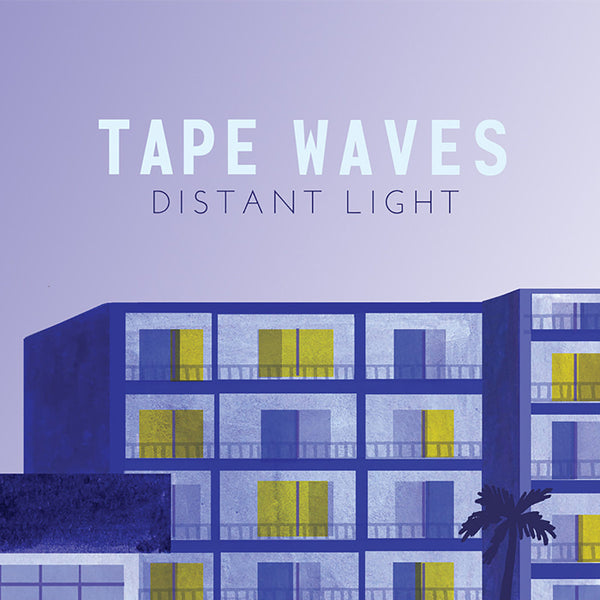 Tape Waves - Distant Light lp