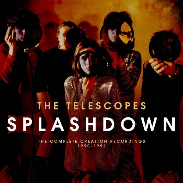 Telescopes - Splashdown dbl cd