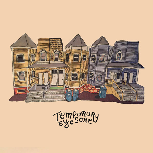 Temporary Eyesore - Temporary Eyesore cs