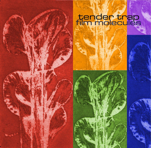Tender Trap - Film Molecules cd/lp