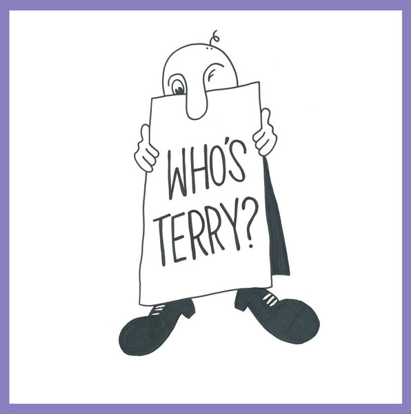 Terry - Who's Terry EP 7""