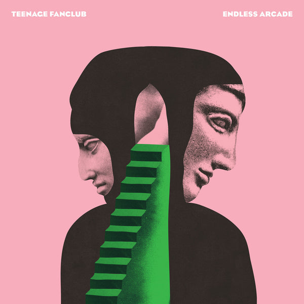 Teenage Fanclub - Endless Arcade cd/lp