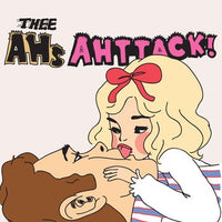 Thee Ahs - Ahttack! EP 7""