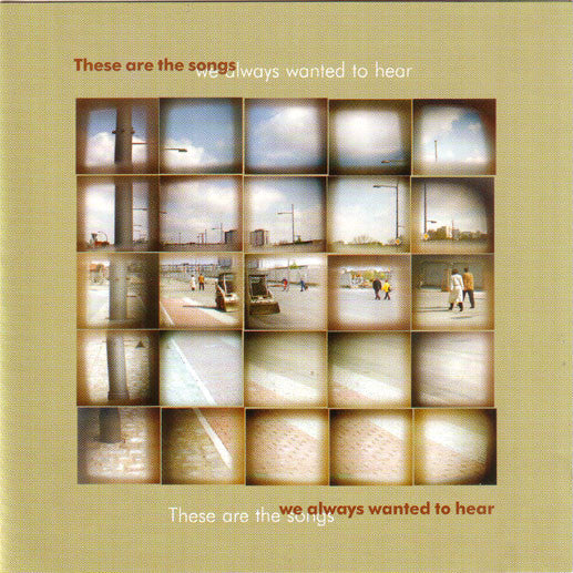 Various - These Are The Songs We Always Wanted To Hear cd