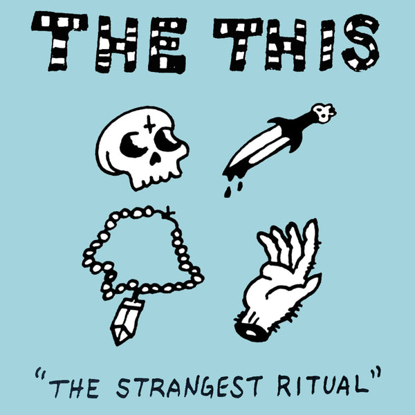 The This - The Strangest Ritual 7""