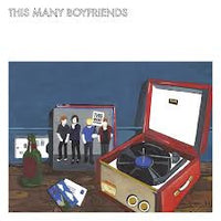 This Many Boyfriends - This Many Boyfriends lp