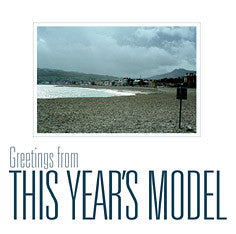 This Year's Model - Greetings From This Year's Model 7""