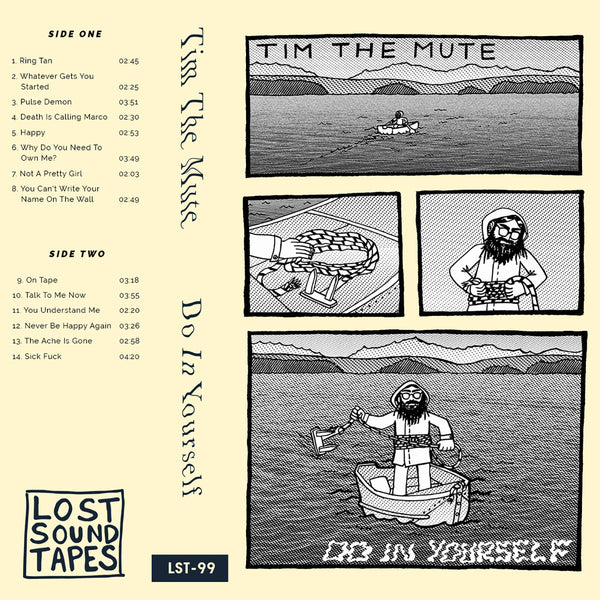 Tim The Mute - Do In Yourself cs