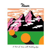 Tissue - A Pick Of Twins With Matching Dogs lp