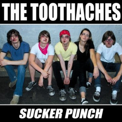 Toothaches - Sucker Punch 7""