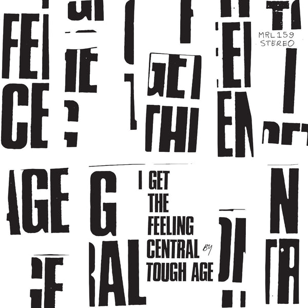 Tough Age - I Get The Feeling Central lp