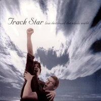 Track Star - Lion Destroyed The Whole World cd