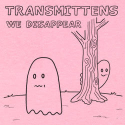 "Transmittens - We Disappear EP 3"" cd"