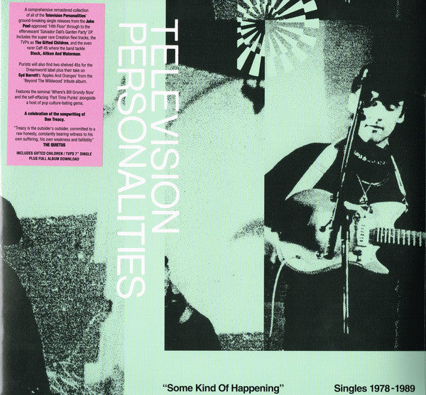 Television Personalities - Some Kind Of Happening: Singles 1979-1989 dbl cd/dbl lp