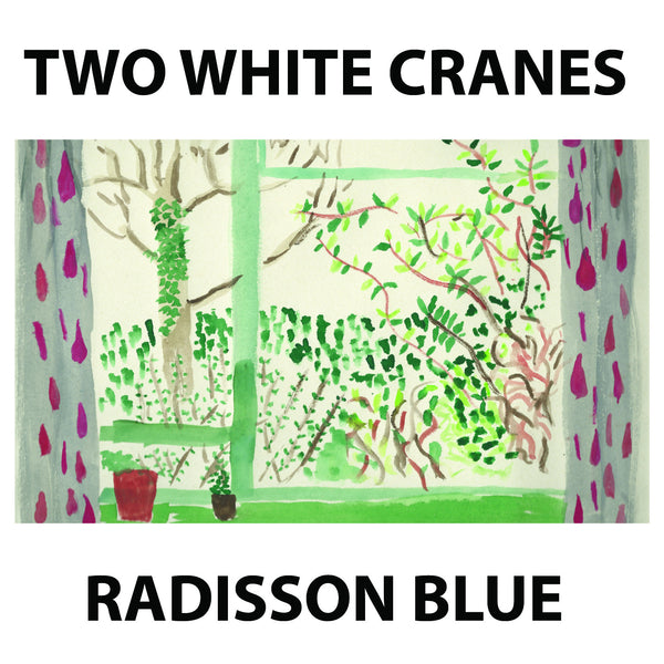 Two White Cranes - Radisson Blue cs