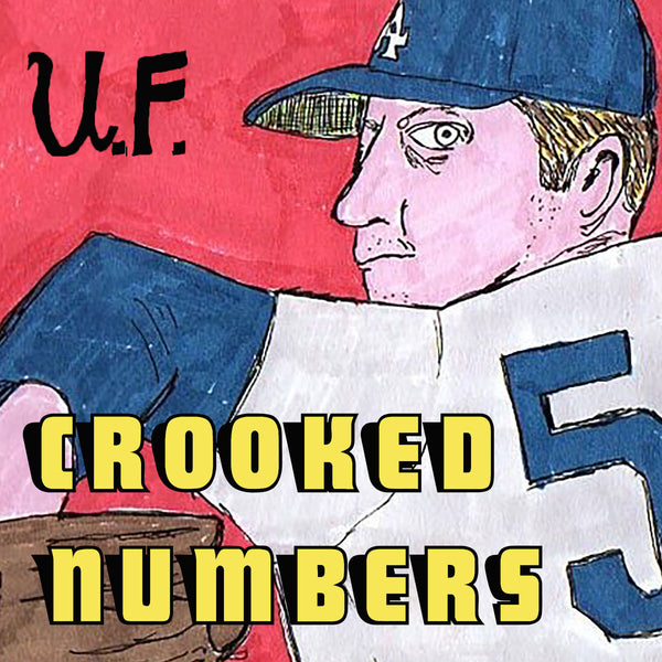 Unlikely Friends - Crooked Numbers cd/cs