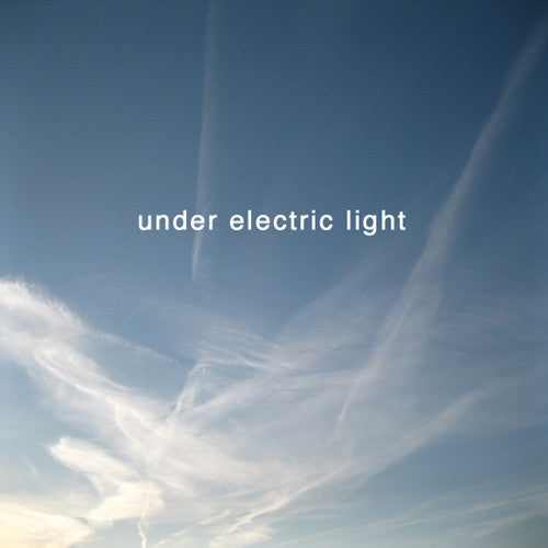 Under Electric Light - Waiting For The Rain To Fall cd