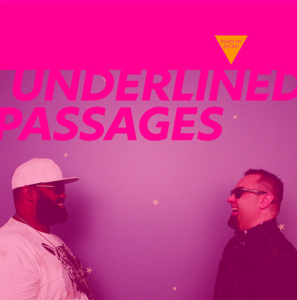 Underlined Passages - Tandi My Dicafi lp