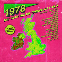 Various - 1978: The Year The UK Turned Day-Glo cd box