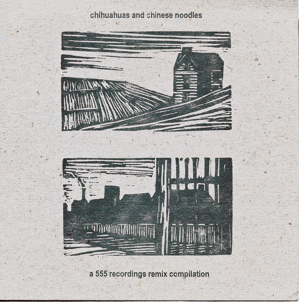 Various - Chihuahuas And Chinese Noodles cd