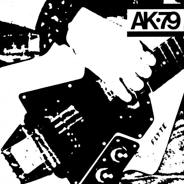 Various - AK-79 cd/dbl lp