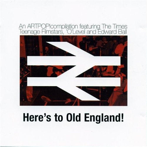 Various - Here's To Old England! cd