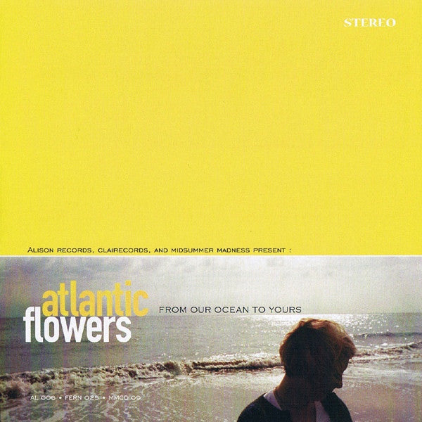 Various - Atlantic Flowers cd