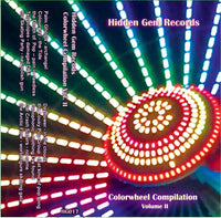 Various - Colorwheel Volume II cs