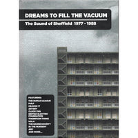 Various - Dreams To Fill The Vacuum: The Sound Of Sheffield 1977-1988 cd box