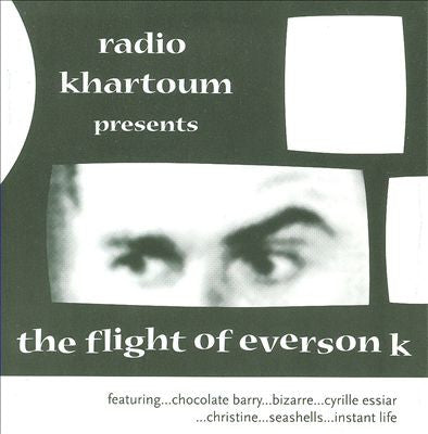 "Various - The Flight Of Everson K 3"" cd"
