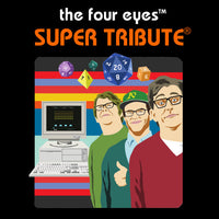 Various - The Four Eyes Super Tribute cs
