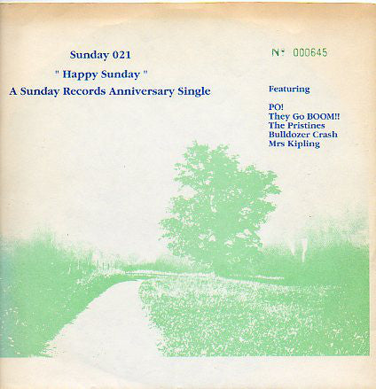 Various - Happy Sunday flexi