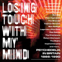 Various - Losing Touch With My Mind cd box