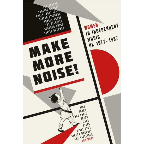 Various - Make More Noise: Women In Independent UK Music 1977-1987 cd box