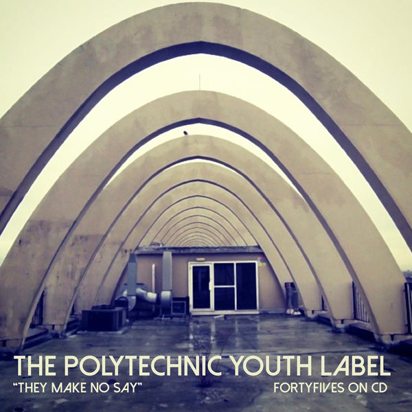 Various - The Polytechnic Youth Label cd