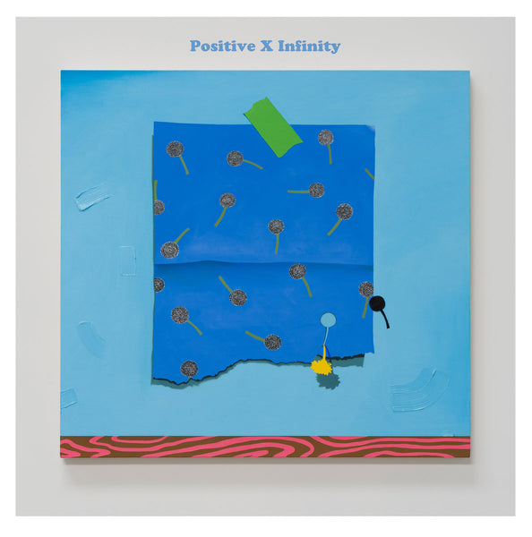 Various - Positive X Infinity lp