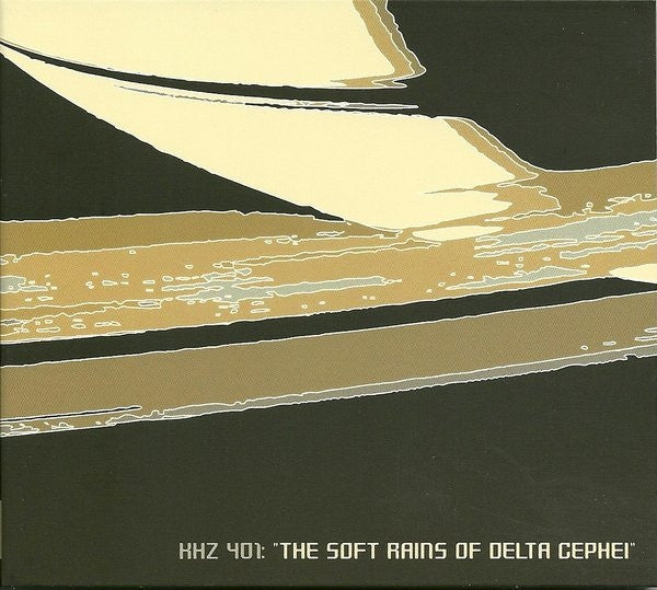 Various - The Soft Rains Of Delta Cephei cd