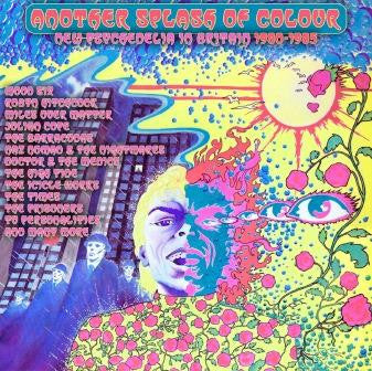 Various - Another Splash Of Colour cd box
