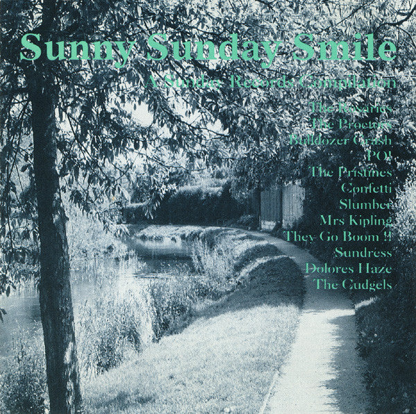 Various - Sunny Sunday Smile cd