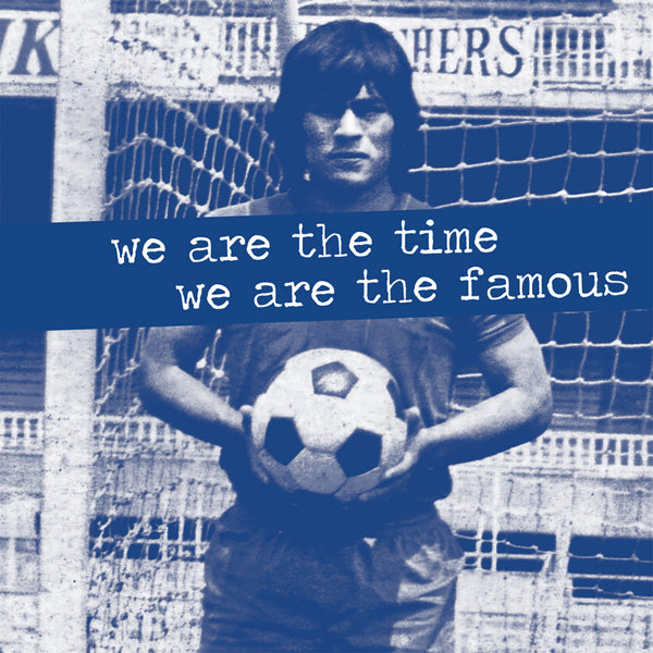 "Various - We Are The Time, We Are The Famous zine w/3"" cd"