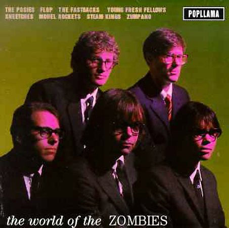 Various - The World Of The Zombies cd