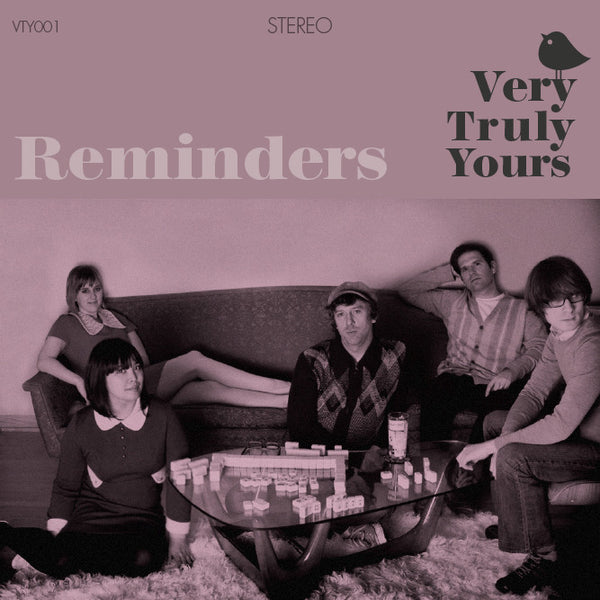 Very Truly Yours - Reminders EP cdep