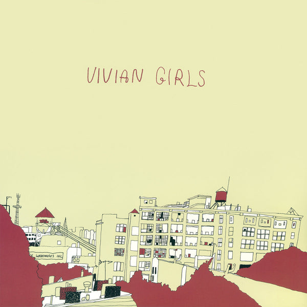 Vivian Girls - Vivian Girls lp