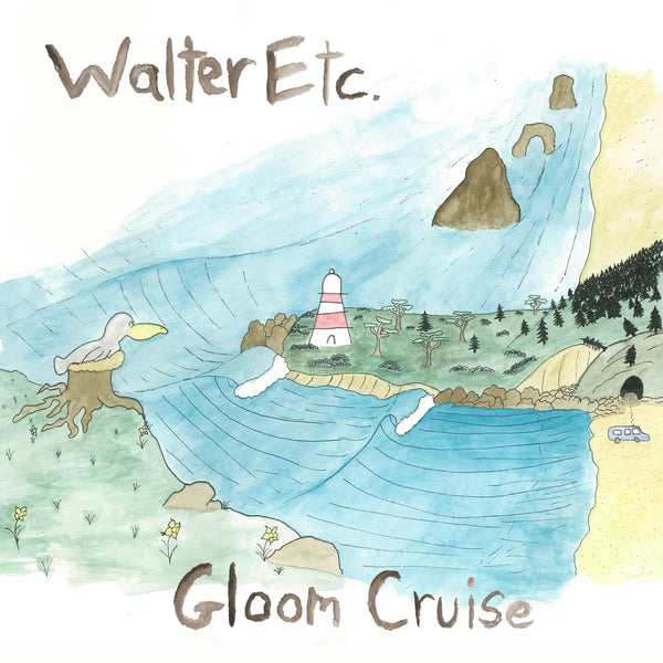 Walter Etc. - Gloom Cruise cd/lp